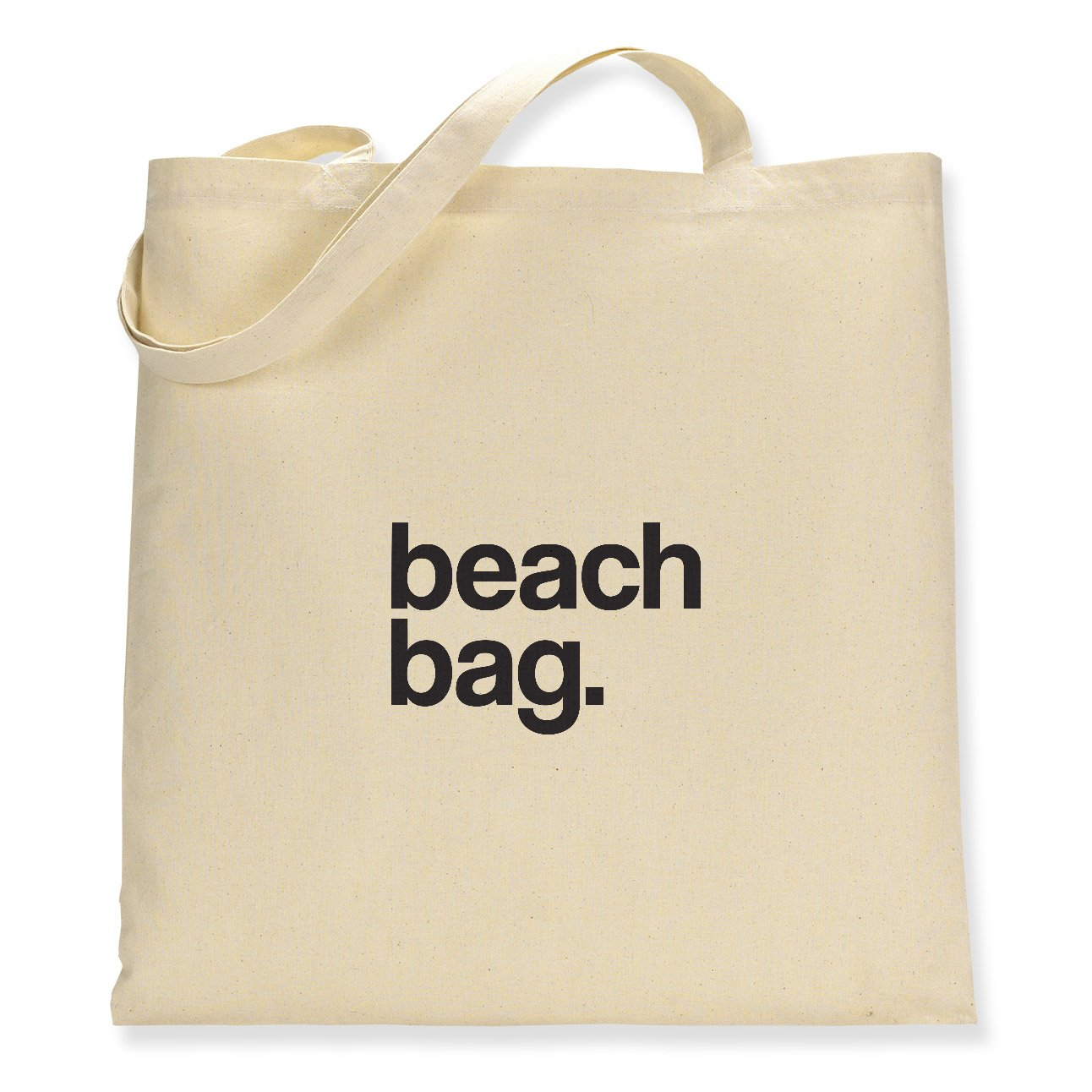 2337efe6204 Printed Beach Bag - Canvas Tote Bag - Double Sided  Amazon.co.uk  Shoes    Bags
