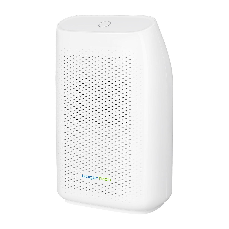 HogarTech Mini Dehumidifier, Ultra Quiet Portable Air Dehumidifier For  Small Room, Moisture Absorber For Bathroom Mini Air Purifier And  Dehumidifier For RV, ...
