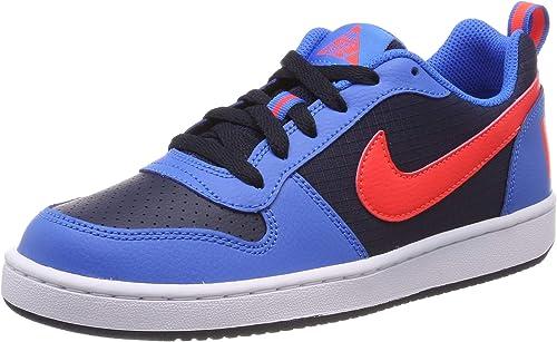 Nike Court Borough Low (GS), Zapatillas de Baloncesto para Niñas ...