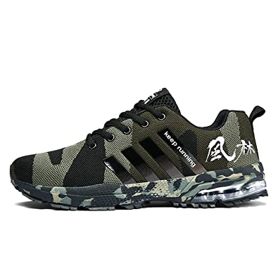f9104db334 MOOKEY Maschio Uomo Scarpe Ginnastica Donna Running Sneakers da ...