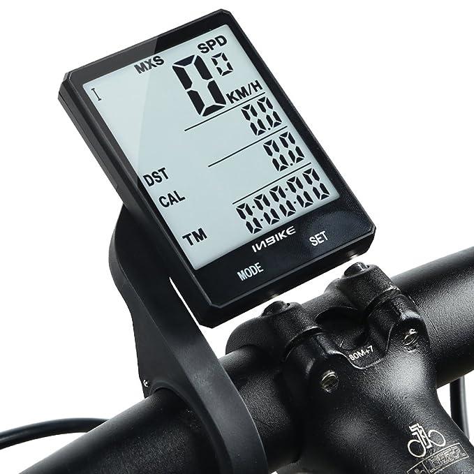 19 opinioni per Inbike Computer per Bici, Wireless Impermeabile Contachilometri da Bicicletta