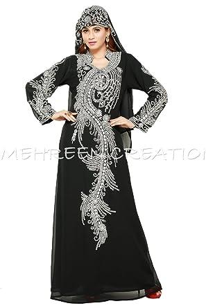 MEHREEN CREATION GET This Modern Traditional Kaftan Dress for Women 5104  (5XL e3a86537e07