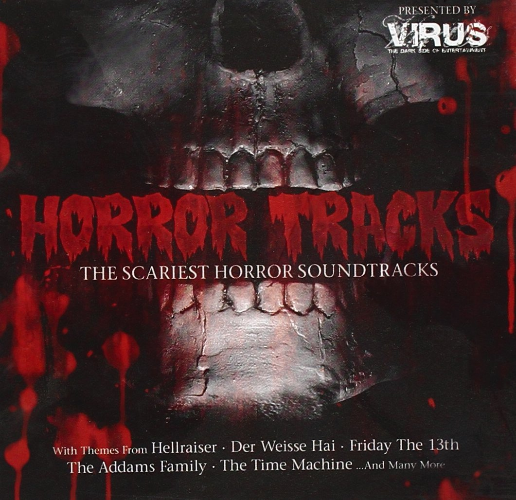 Horror Inventory cleanup selling sale Tracks-The Scariest Sound Animer and price revision Original Soundtrack