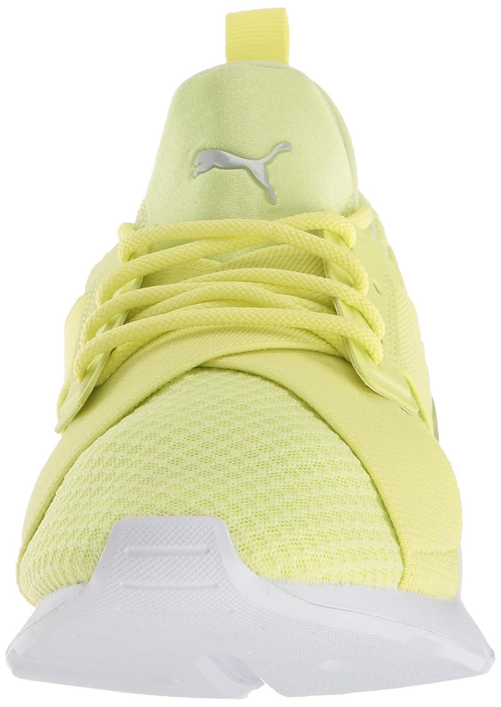 PUMA Women's Muse En Pointe WN's Sneaker B076KN8MDD 5.5 B(M) US|Sunny Lime-puma White