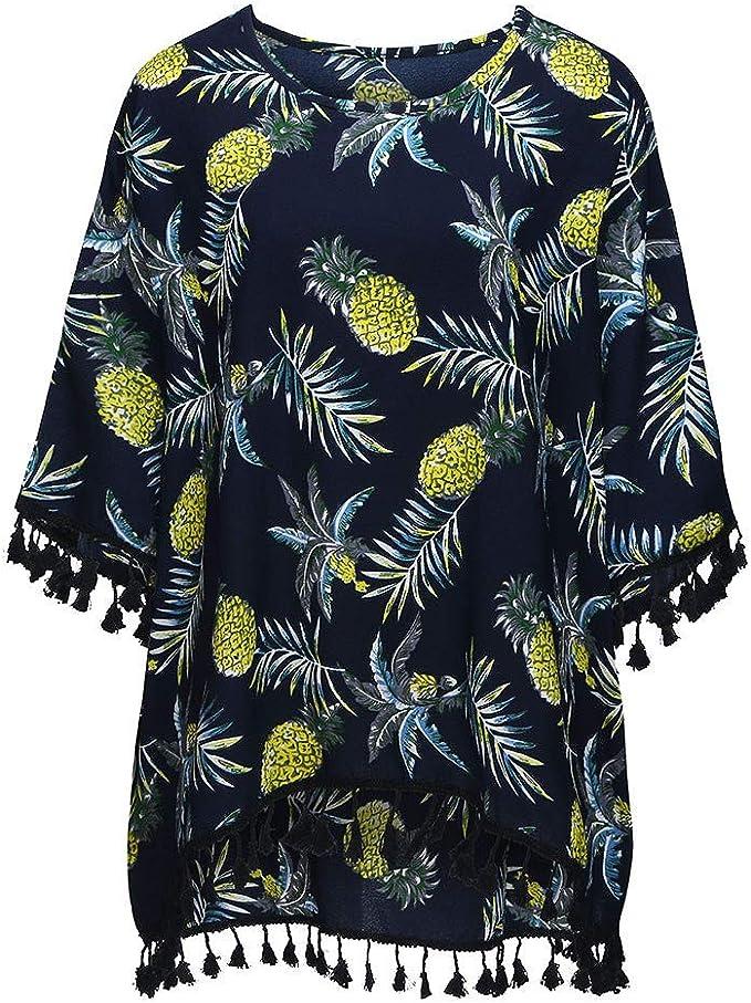 OPAKY Camisetas Mujer Tallas Grandes Traje de Baño para Mujer ...