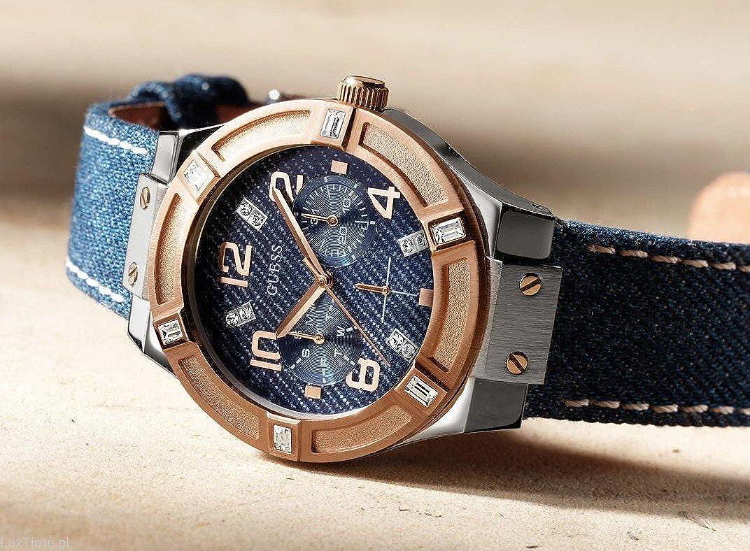 339381af Guess Reloj de Pulsera W0289L1: Amazon.es: Relojes