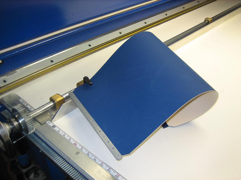 Printmaster 46 4-ply Printing Blanket with bars. Heidelberg Quickmaster 46