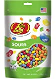 Jelly Belly 5 Sours Flavors Jelly Beans - 9.8 oz Resealable Stand Up Pouch