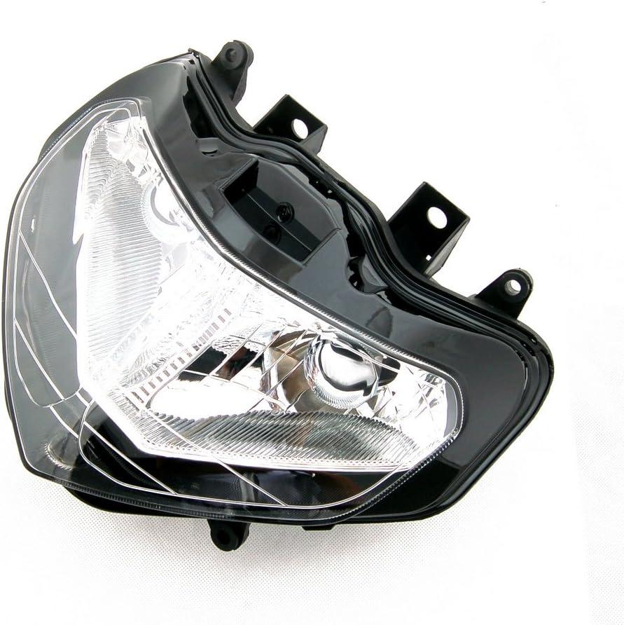 Artudatch Phare avant de moto pour Suzu-ki GSXR 600//750 2001-2003 GSXR1000 2001 2002