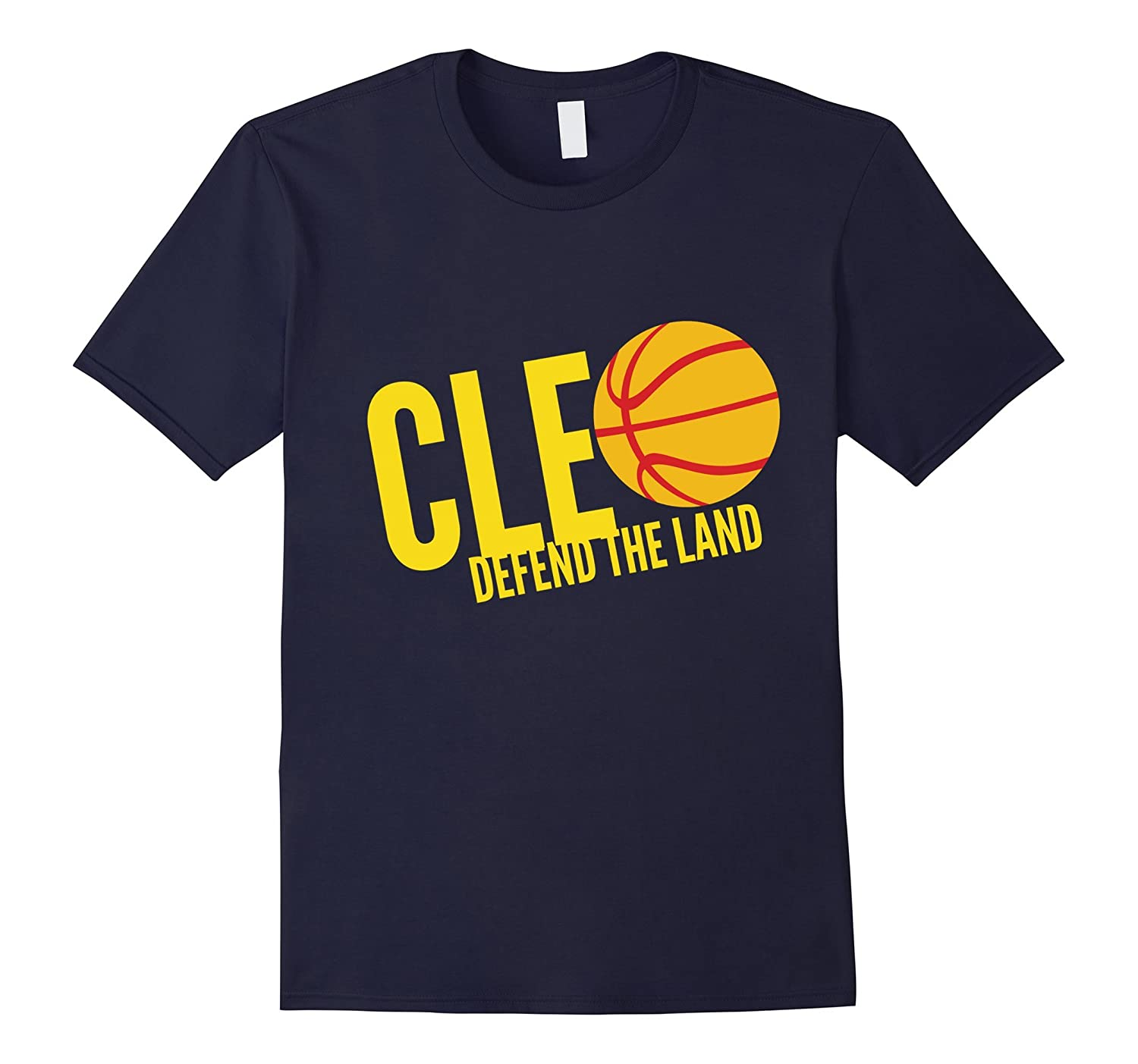 CLE - Defend The Land (Cleveland) w/Throwback Colorways-TH