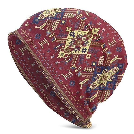 Gorros Unisex Persa Rojo árabe Antiguo iraní étnico 3D Adulto ...