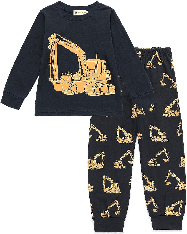 Transformers Optimus Prime Und Hummel Lang Pyjamas Jungen Schlafanzüge w19
