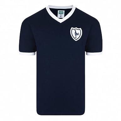 98667cf7d Amazon.com  Tottenham Hotspur FC Mens Official 1962 No 8 Design T ...