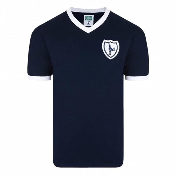 Tottenham Hotspur FC - Camiseta Retro 1962 nº8 Oficial de Tottenham Hotspur FC para Hombre: Amazon.es: Ropa y accesorios