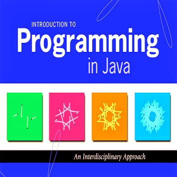 Intro to Programming in Java
