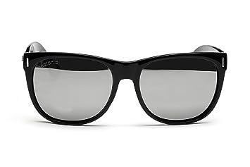 Catania Occhiali ® Gafas de Sol Polarizadas - Modelo Wayfarer Vintage Classic - Gafas Unisex - (Cristales Polarizados para Deportes / Esqui) - Incluye ...