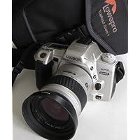 Minolta Dynax 404si–SLR Camera inclusive Minolta AF Zoom 28–80mm 1: 3.5(22)-5.6incl. di alta qualità Lowepro foto tasche # # # Ingegneria–Ok–by lll Group # # #