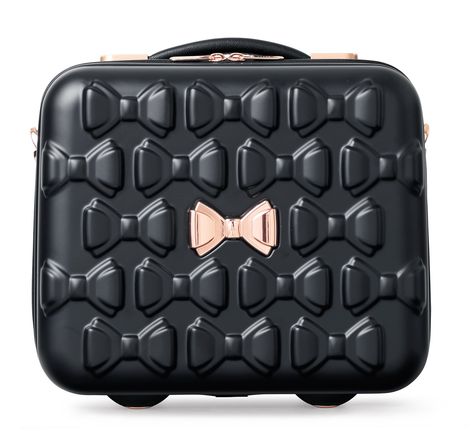 Ted Baker Women's Beau Collection Vanity Case (Black) by Ted Baker