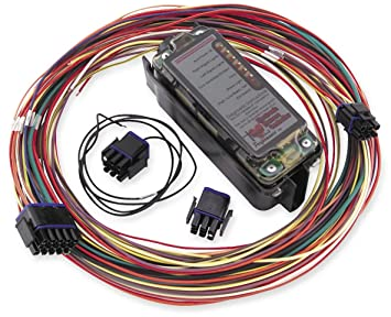 71dk50xEHoL._SX355_ amazon com thunder heart performance universal wiring kit thunderheart wiring harness at webbmarketing.co