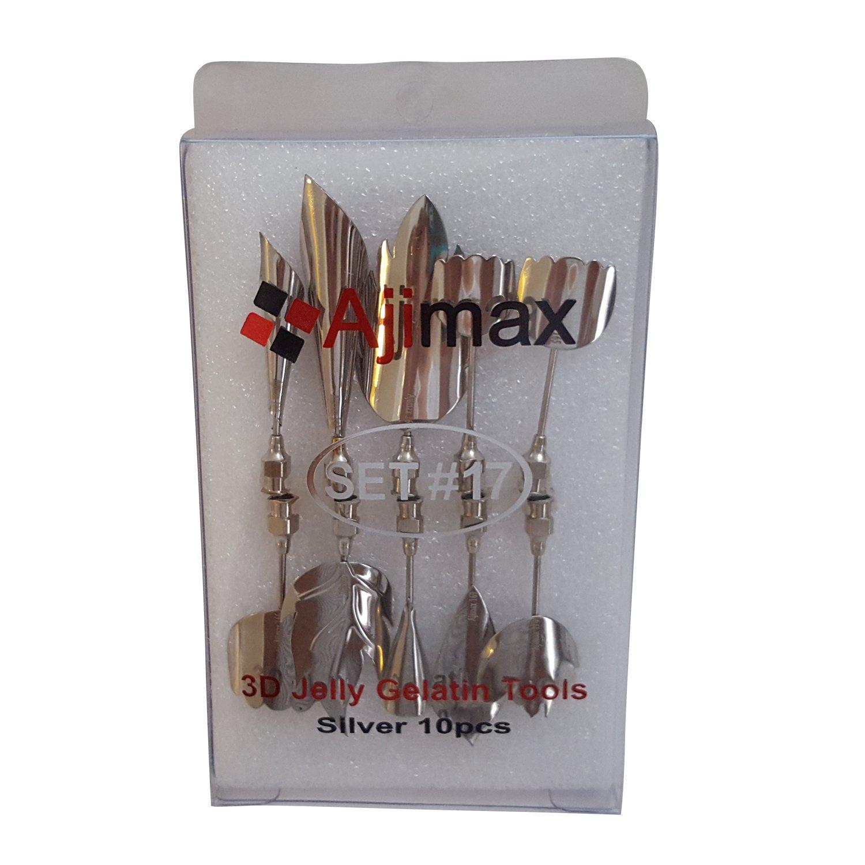 Amazon.com: Gelatin Art Tools - 3D Jelly Cake Tools Gelatin Flower Needles (Size 16-10pcs): Kitchen & Dining