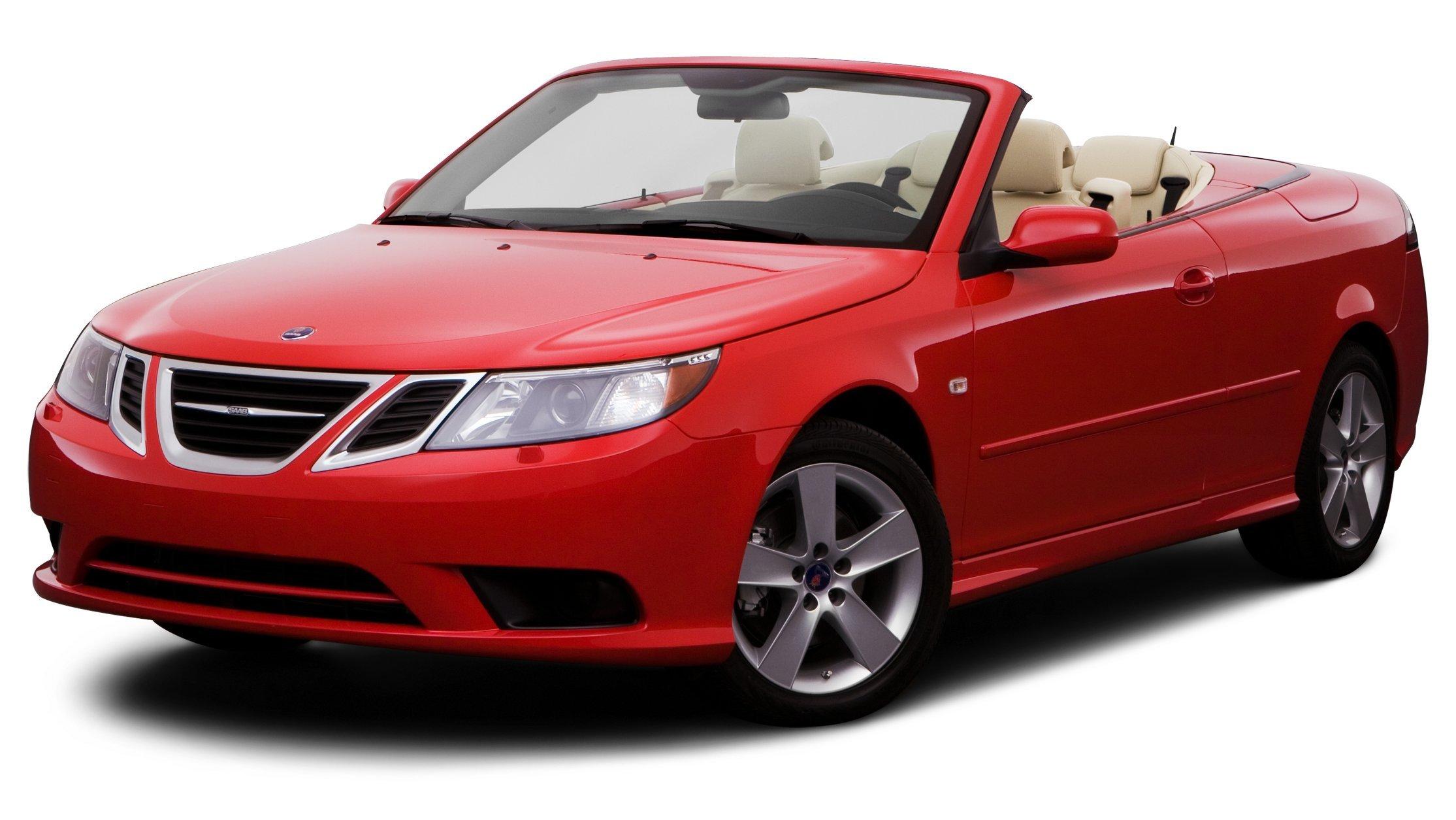2008 Saab 9-3, 2-Door Convertible ...