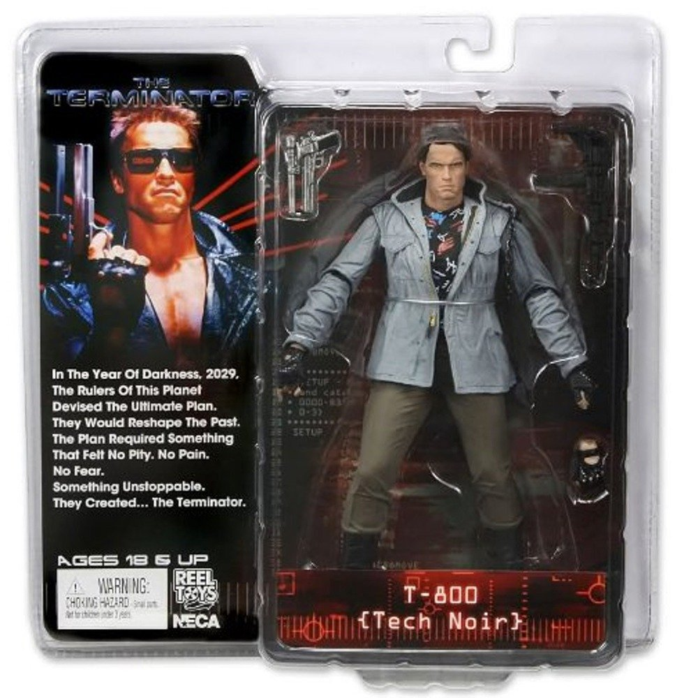 Barato Neca - Figurine Terminator Collection ser 1 T-800 18cm - 0634482398562