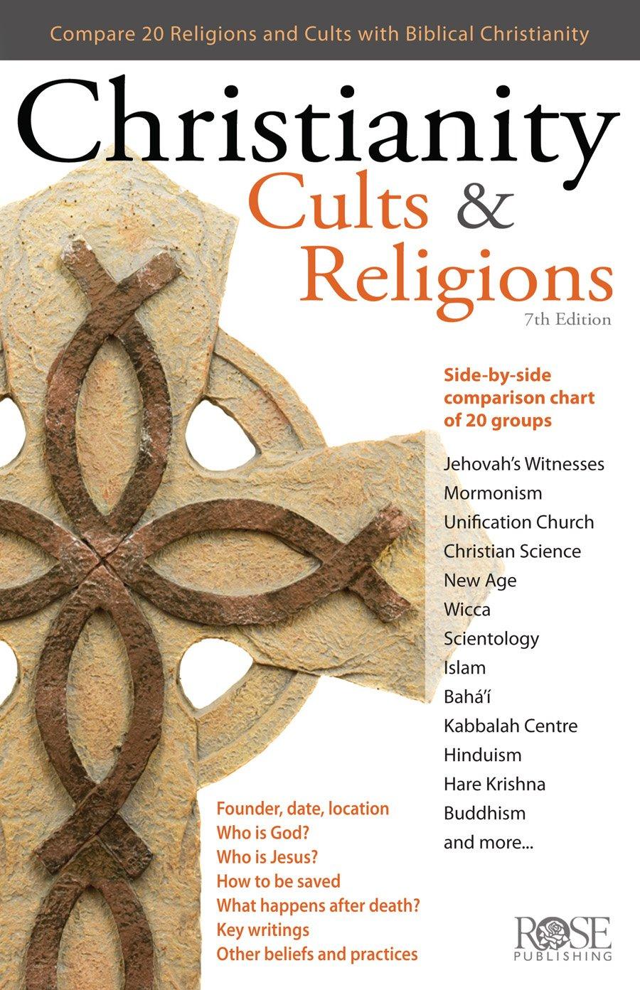 Christianity cults religions rose publishing paul carden christianity cults religions rose publishing paul carden 9789901981403 amazon books buycottarizona Choice Image