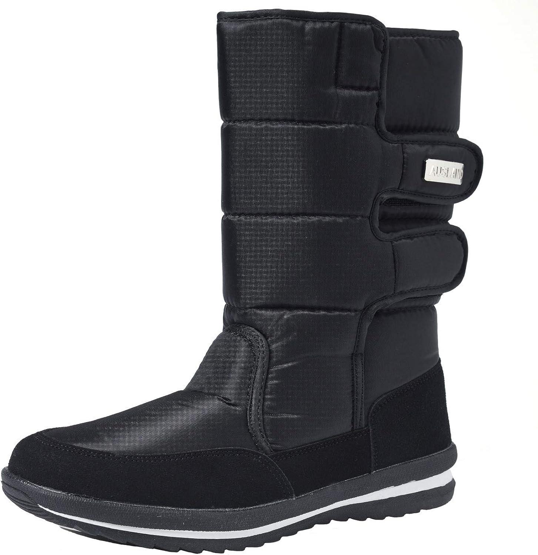 Shenji Tall Winter Snow Boots for Women