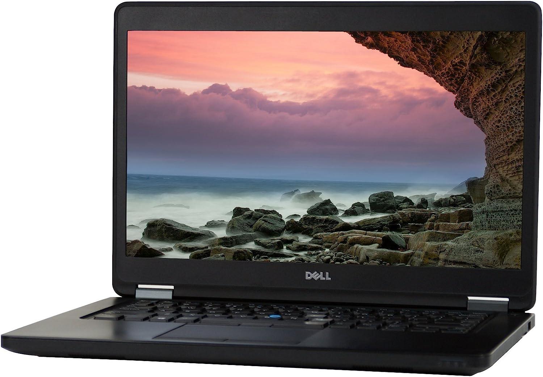 Dell Latitude E5450 14 inches HD Laptop, Core i3-4030U 1.9GHz, 8GB, 256GB Solid State Drive, Windows 10 Pro 64Bit, (Renewed)
