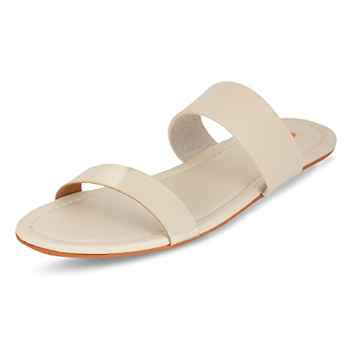 ad5a82c8f DIGNI Synthetic DWF-629 Flats Sandal for Women  Buy Online at Low Prices in  India - Amazon.in