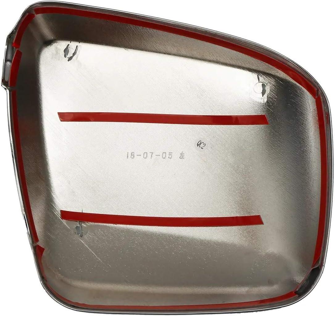 Specchietti Retrovisori Auto For Accessori auto NV200 Evalia 2010-2018 Coppia cromo lucido Copertura Specchio retrovisore auto