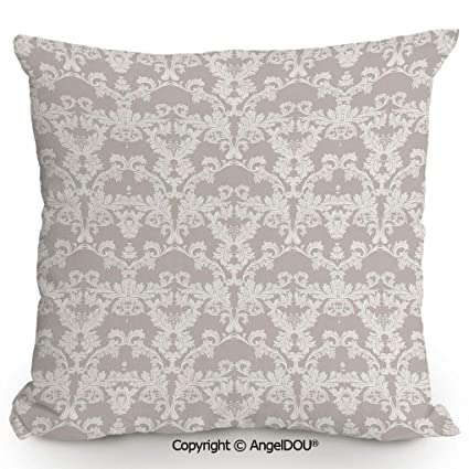Amazon.com: AngelDOU Fashion Sofa Cotton Linen Throw Pillow ...