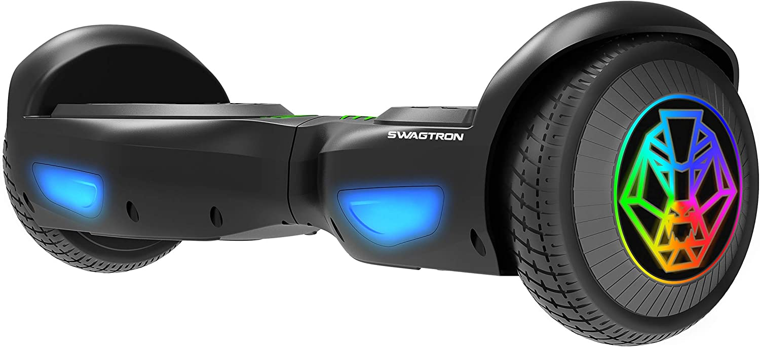 Swagboard Twist Lithium-Free Kids Hoverboard T882 LED / US
