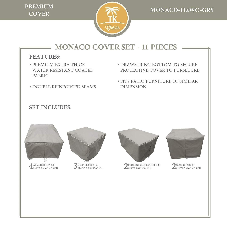 TK Classics MONACO-11a - Juego de Funda Protectora, Color ...