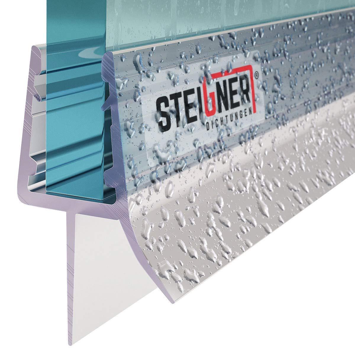 UK13 90 cm joint d/étanch/éit/é de rechange pour 3.5 mm//4 mm//verre 5 mm d/épaisseur d/éflecteur deau de douche de phoques