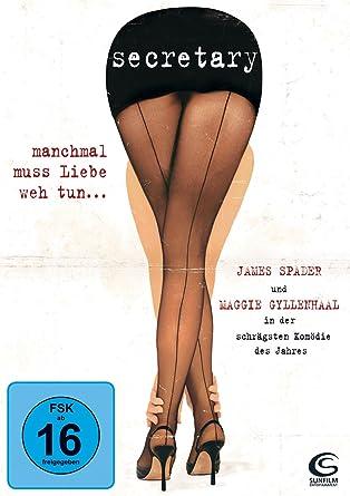 Bildergebnis für secretary dvd