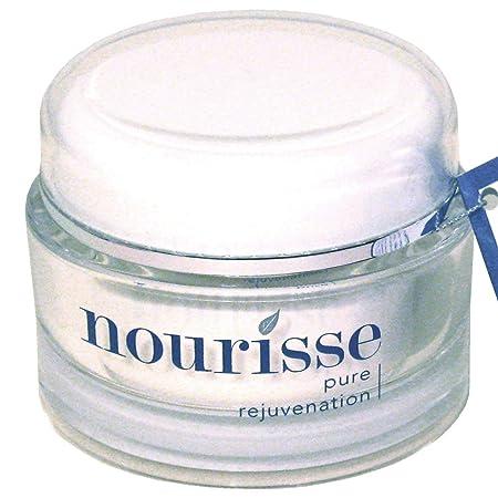 Nourisse Naturals Organic Anti-Aging Sensitive Skin Moisturizer, Unscented 1.8 oz