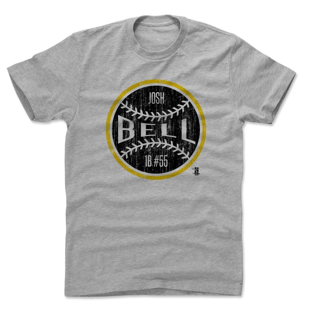 Josh Bell Shirt Pittsburgh Baseball S Apparel Josh Bell Pittsburgh Ball