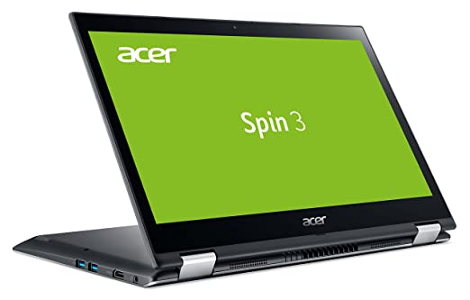Acer Spin 3 SP314-51-548L 14 Zoll Notebook Test