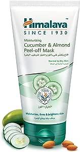 Himalaya Moisturizing Cucumber & Almond Peel 150 ml, Pack of 1