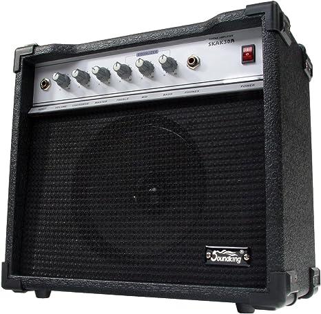 Soundking AK30-A - Amplificador guitarra eléctrica, 75 W: Amazon ...