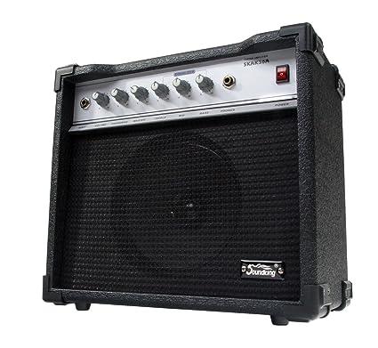 Soundking AK30-A - Amplificador guitarra eléctrica, 75 W