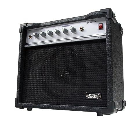 Soundking AK30-A - Amplificador guitarra eléctrica, 75 W: Amazon.es: Instrumentos musicales