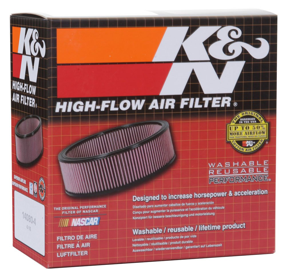 K&N BM-8006 BMW High Performance Replacement Air Filter