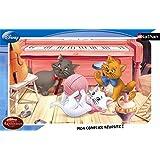 Nathan - 86021 - Puzzle Enfant avec cadre  - Les Aristochats - 15 Pièces