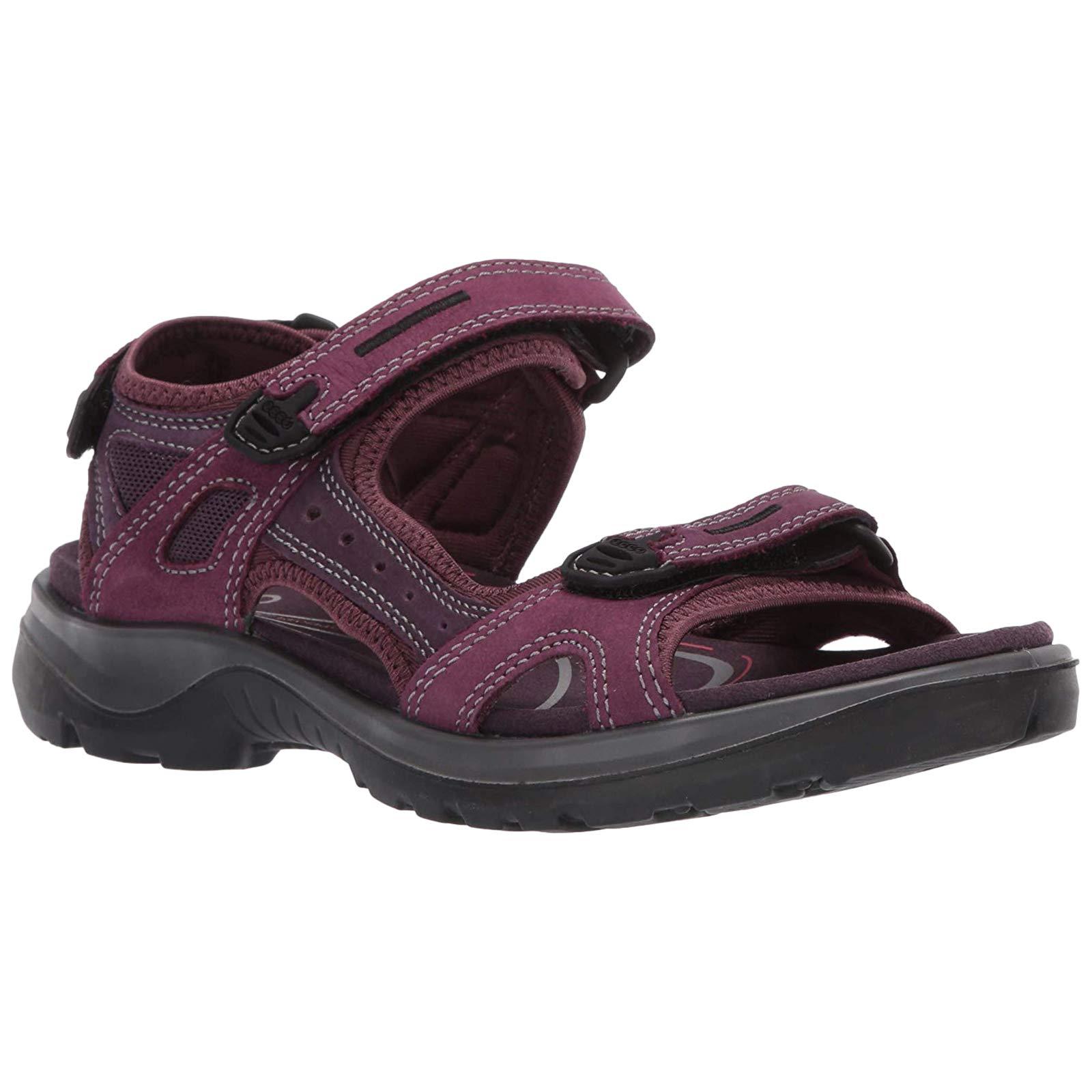 Details about ECCO Women's Yucatan outdoor offroad hiking sandal Choose SZcolor