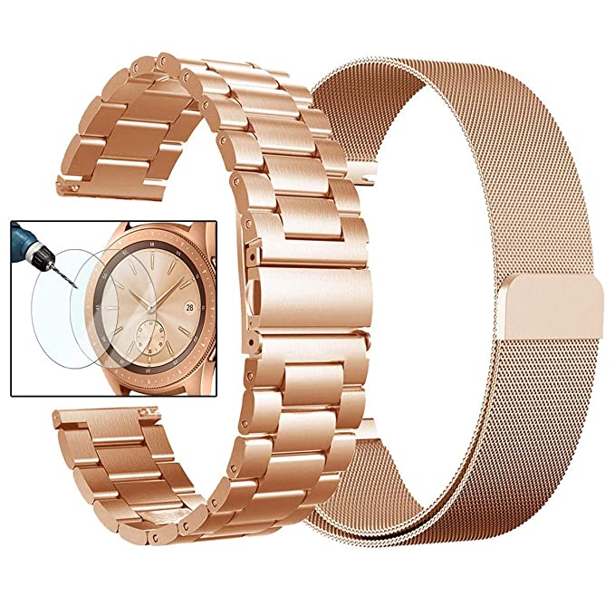 0dd5e430ce71 Amazon.com  Valkit for Galaxy Watch (42mm) Bands