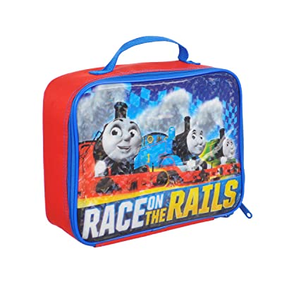 FAB Thomas Tank Race On The Rails Soft Lunch Kit: Home Improvement