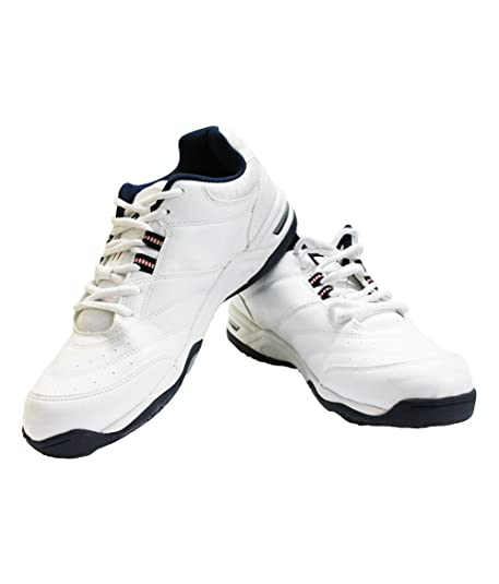 Buy Lotto White Shoes (White) at Amazon.in