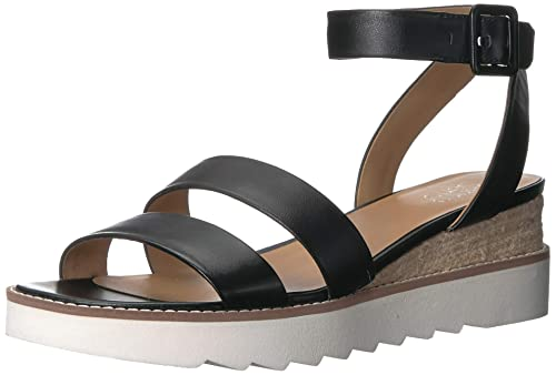 c3fe4baca27 Franco Sarto Women's Connolly Wedge Sandal